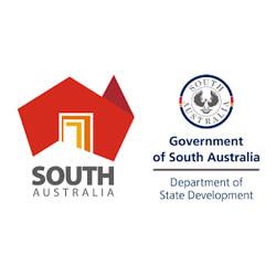 Department of State Development logo