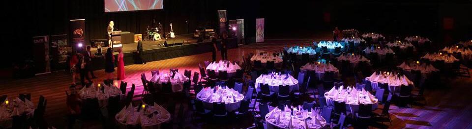 CD Events PLA gala dinner